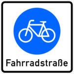 224.1 Beginn Einer Fahrradstraße