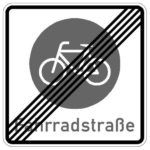 224.2 Ende Einer Fahrradstraße
