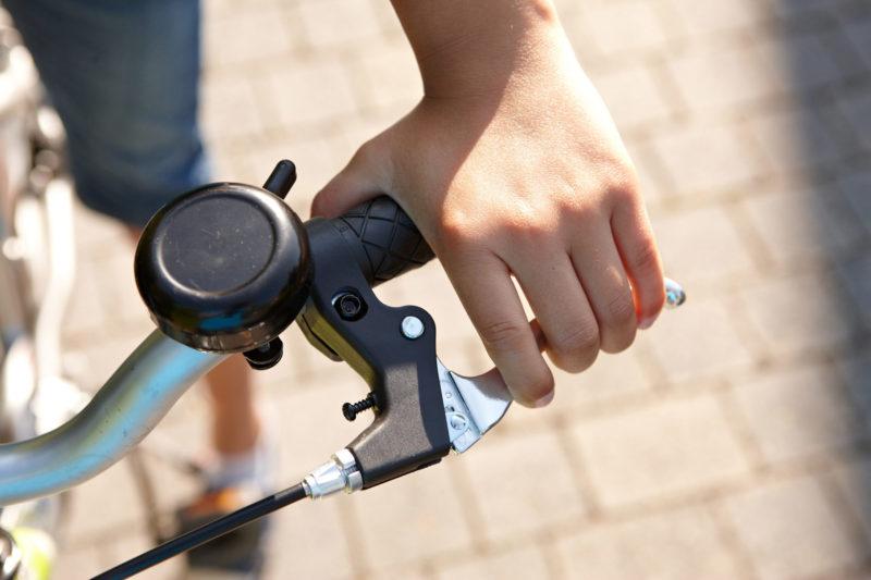 Fahrradkauf Worauf Achten Bremsen Bremshebel Radfahrausbildung