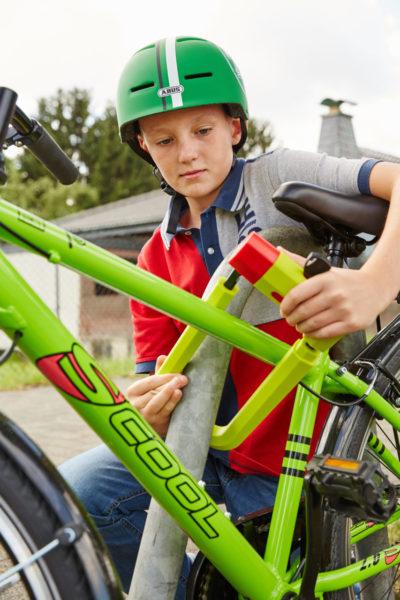 Fahrradschloss Fahrradkauf Fahrrad Zubehör Radfahrausbildung
