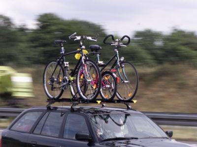 Fahrradträger fürs Auto