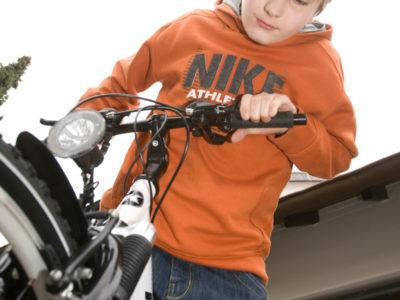 Projekt: Fahrradwerkstatt