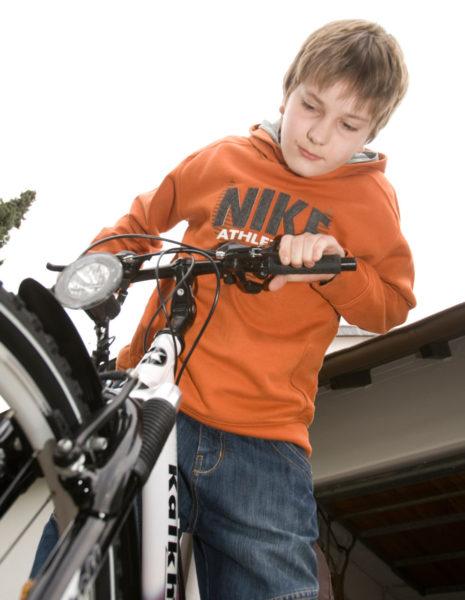 Fahrradwerkstatt Projekt Einleitung Fahrradcheck Sekundarstufe Verkehrserziehung Mobilitaetsbildung