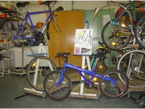 Fahrradwerkstatt Projekt Modul 13 Reparaturen Reparaturbetrieb 2 Sekundarstufe Verkehrserziehung Mobilitaetsbildung