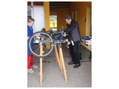 Beispiel: Nidderauer Fahrradbörse