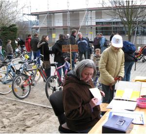 Fahrradwerkstatt Projekt Modul 3 Fahrradboerse Sekundarstufe Verkehrserziehung Mobilitaetsbildung