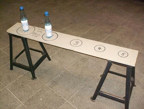 Fahrradwerkstatt Projekt Modul 6 Fahrradparcours Flaschenbrett Sekundarstufe Verkehrserziehung Mobilitaetsbildung