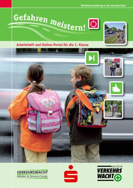 Gefahren Meistern Aktion Verkehrswacht Grundschule Klasse 2 Verkehrserziehung
