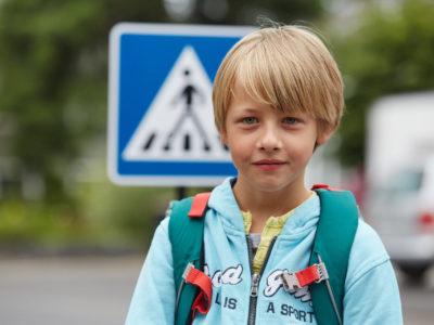 Hören Straßenverkehr Kinder Grundschule Geräusche Wahrnehmung