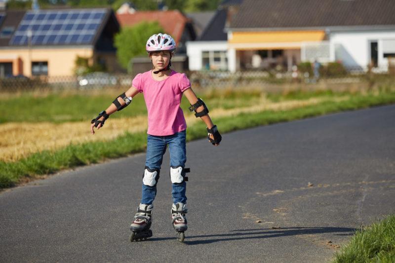 Inline Skaten Jugendliche Sekundarstufe Verkehrserziehung Mobilitaetsbildung