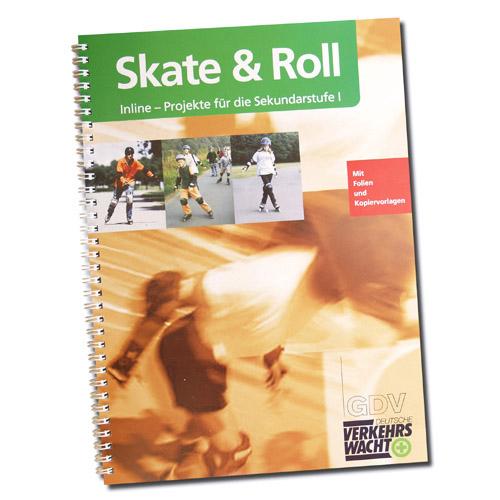Inline Skaten Lehrerhandbuch Skate Roll Sekundarstufe Verkehrserziehung Mobilitaetsbildung