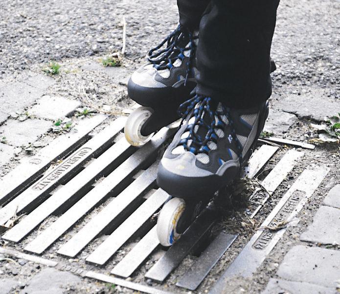 Inline Skaten Projekt Ganztag Baustein 11 Gefahrensituationen Sekundarstufe Verkehrserziehung Mobilitaetsbildung