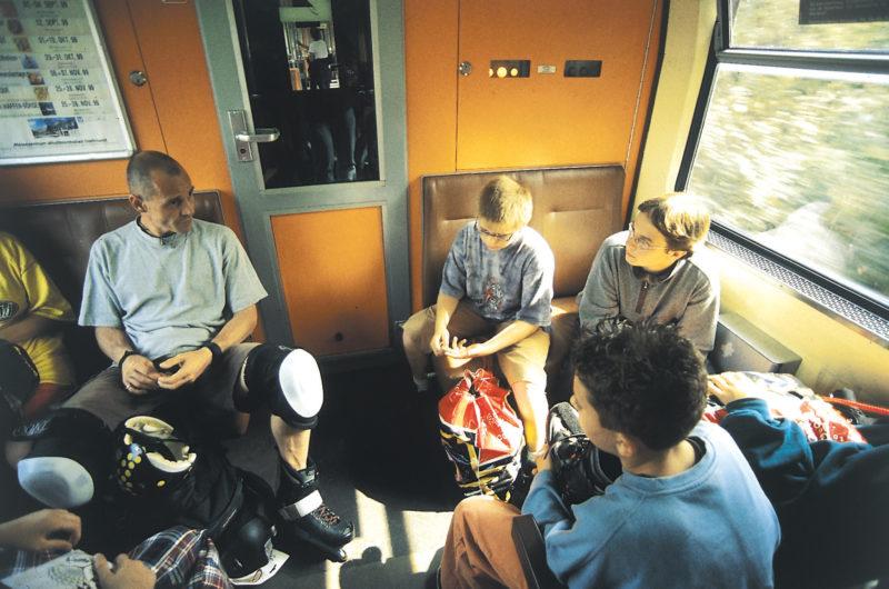 Inline Skaten Projekt Ganztag Baustein 15 Vorbereitung Skate Tour Sekundarstufe Verkehrserziehung Mobilitaetsbildung