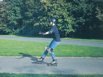 Baustein 3: Die Übung macht's – Praktische Bremsübungen