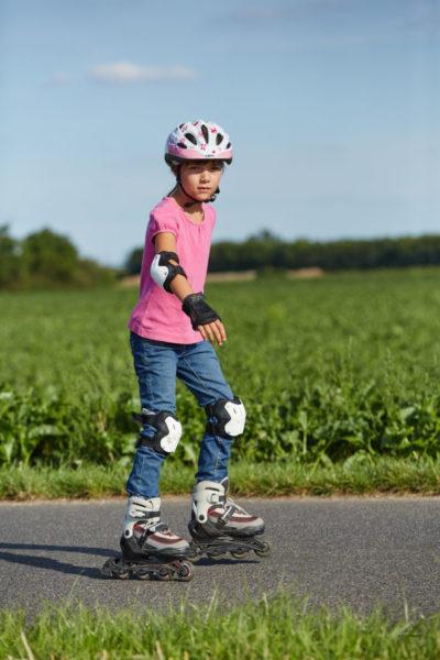 Inline Skaten Projekt Ganztag Skatekurs Bausteine Sekundarstufe Verkehrserziehung Mobilitaetsbildung
