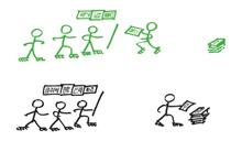 Inline Skaten Spiel Zeitungsredakteure Sekundarstufe Verkehrserziehung Mobilitaetsbildung