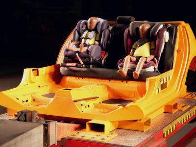 27 von 31 Modellen überzeugen - Kindersitztest 2019