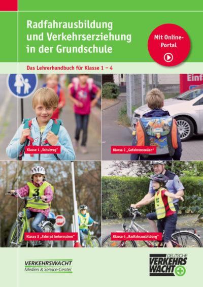 Lehrerhandbuch Verkehrserziehung Radfahrasusbildung Titelseite