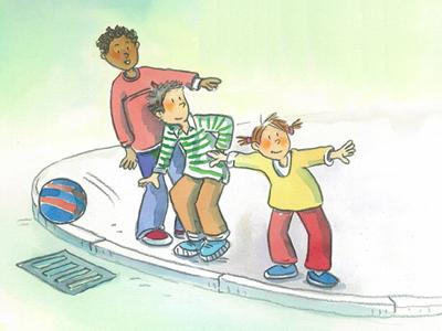 Mehr Kindersicherheit Einfuehrung Kindergarten Elterntipps