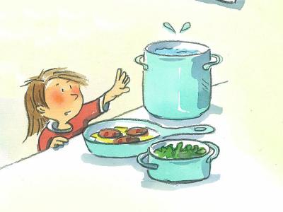 Mehr Kindersicherheit Elektrogeraete Strom Kindergarten Elterntipps