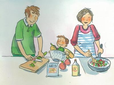 Mehr Kindersicherheit Essen Ernaehrung Kindergarten Elterntipps