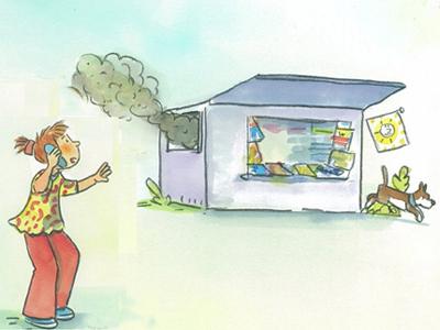 Mehr Kindersicherheit Feuer Brandschutz Kindergarten Elterntipps