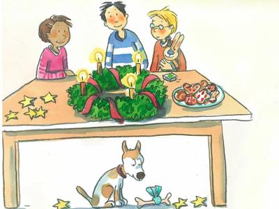 Mehr Kindersicherheit Kerzen Brandt Feuer Weihnachten Kindergarten Elterntipps