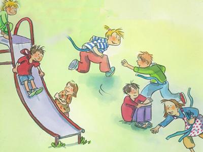 Mehr Kindersicherheit Spielplatz Spielen Kindergarten Elterntipps
