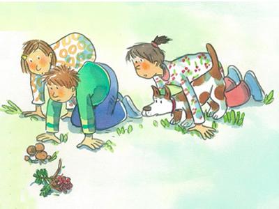 Mehr Kindersicherheit Vergiftung Haus Garten Kindergarten Elterntipps
