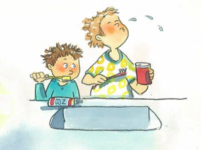 Mehr Kindersicherheit Zahnpflege Zaehne Putzen Kindergarten Elterntipps