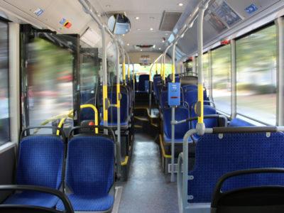 Mobil Teilhaben Bus Fahren Lernen Businnenraum