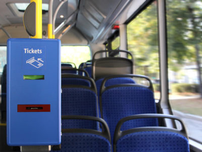 Mobil Teilhaben Bus Fahren Lernen Stempelautomat