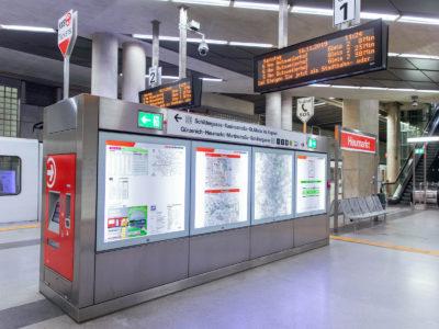 Mobil Teilhaben Verkehrserziehung Geistige Behinderung Bahn Fahren Lernen Information Foto Rendel Freude