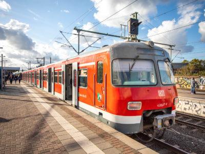 Mobil Teilhaben Verkehrserziehung Geistige Behinderung Bahn Fahren Lernen S Bahn Foto Rendel Freude