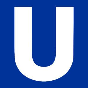 Mobil Teilhaben Verkehrserziehung Geistige Behinderung Bahn Fahren Lernen Logo U Bahn