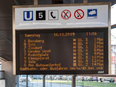 Mobil Teilhaben Verkehrserziehung Geistige Behinderung Bahn Fahren Lernen Logo Digitale Anzeigetafel Foto Rendel Freude