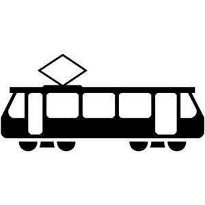 Mobil Teilhaben Verkehrserziehung Geistige Behinderung Bahn Fahren Lernen Logo Strassenbahn