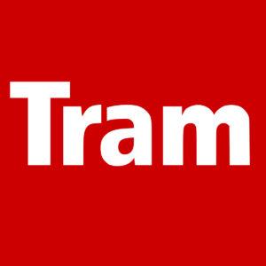 Mobil Teilhaben Verkehrserziehung Geistige Behinderung Bahn Fahren Lernen Logo Tram
