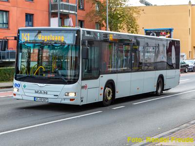 Bus fahren lernen