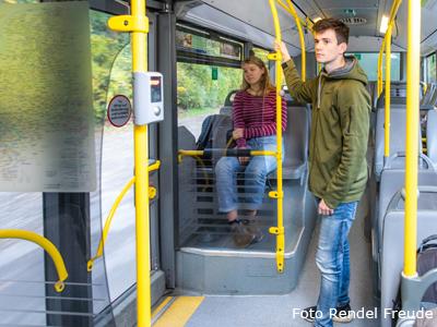I. Was ist ein Bus?