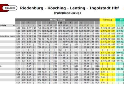 Mobil Teilhaben Verkehrserziehung Geistige Behinderung Bus Fahren Lernen Busfahrplan Riedenburg