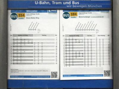 Mobil Teilhaben Verkehrserziehung Geistige Behinderung Bus Fahren Lernen Bushaltestelle Anzeige 3