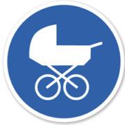 Mobil Teilhaben Verkehrserziehung Geistige Behinderung Bus Fahren Lernen Ein Und Aussteigen Symbol Kinderwagen
