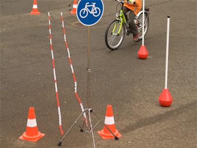 I. Radfahrausbildung von Kindern mit geistiger Behinderung
