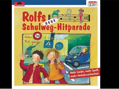 Lieder zu wichtigen Regeln im Straßenverkehr