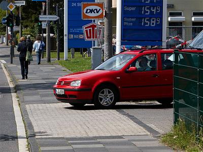 III. Sicher im Straßenverkehr unterwegs