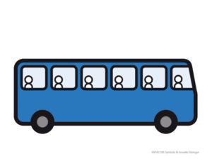 Mobil Teilhaben Verkehrserziehung Geistige Behinderung Metacom Annette Kitzinger Bus Fahren Lernen