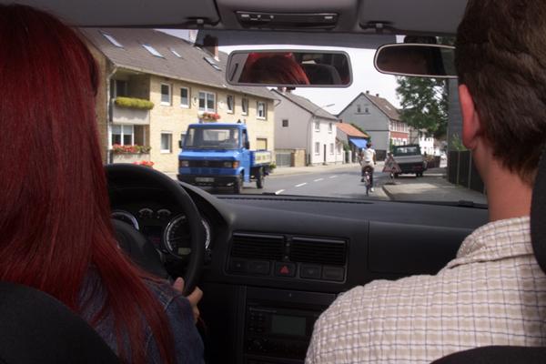 Mobilitaet Junge Fahrer Fuehrerschein Fahrschule Fahrstunde Anmeldung Sekundarstufe Ii Verkehrserziehung Mobilitätsbildung