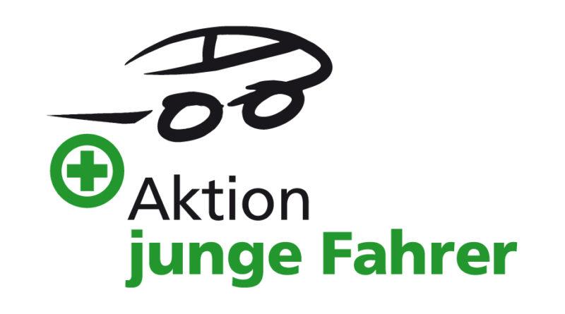 Mobilitaet Junge Fahrer Logo Aktion Junge Fahrer Ajf