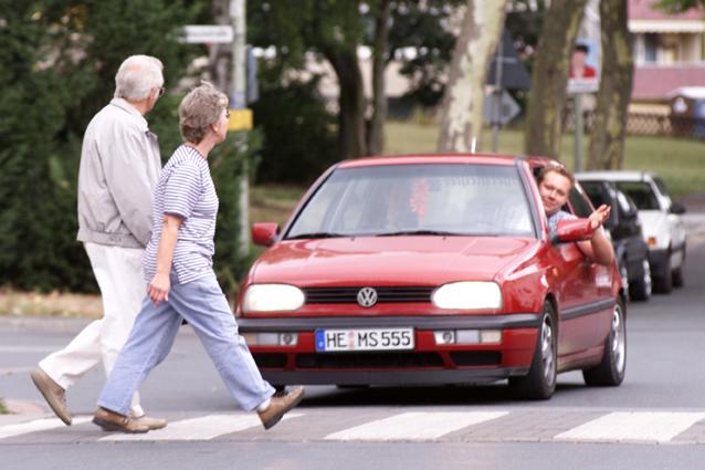Mobilitaet Junge Fahrer Soziale Interaktion Ruecksicht Sekundarstufe Ii Verkehrserziehung Mobilitätsbildung